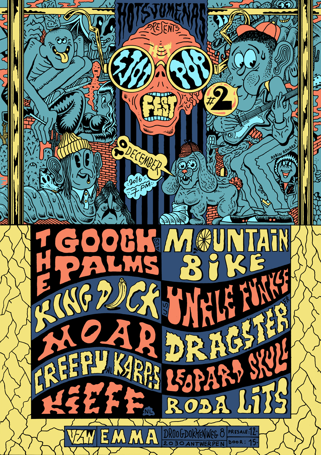 Sjotpopfest-poster